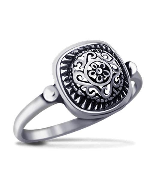 Strieborný prsteň – Minca 19059