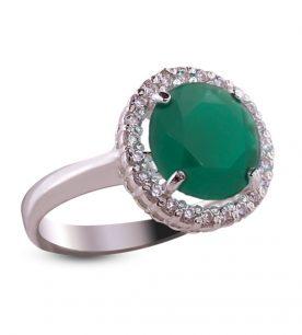 strieborny-prsten-19018-zelena