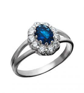 strieborny-prsten-19108-jar-tmavo-modra