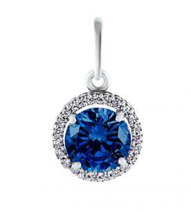strieborny-privesok-39006-malinka-tmavo-modra